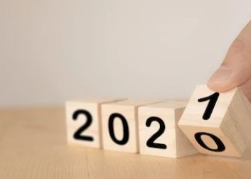 2020…. The Year That Was…